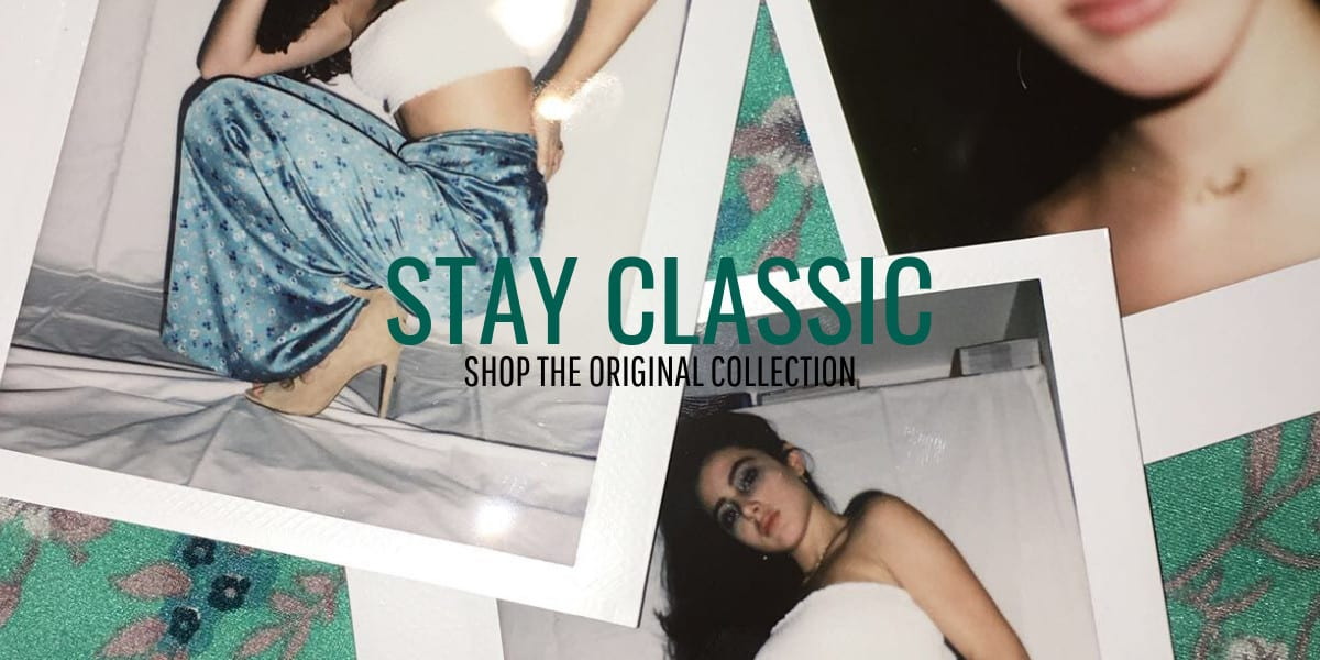 Glass Clothing Original Collection