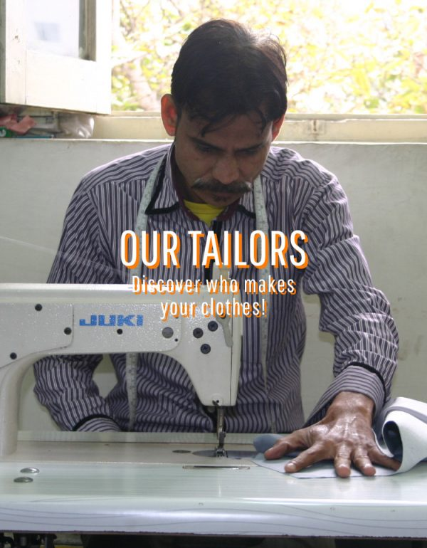 Glass Clothing's Tailors
