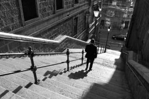 crown terrace steps, aberdeen