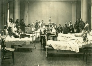 wounded ward