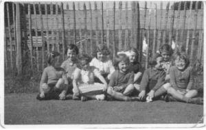 Glass Infants Class 1941