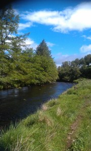 Along the Deveron