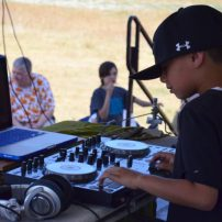 DJ Quinfinity : U Create Youth Workshop