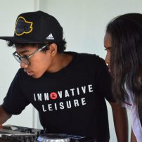 U Create Youth Workshop DJs