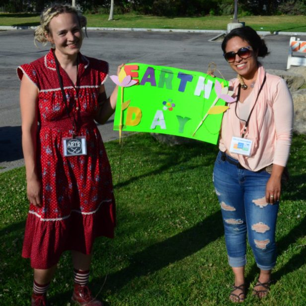 2017 Earth Day Festival, brought to you by Jamie Ramirez and Crystal Orozco, on behalf of GPNC