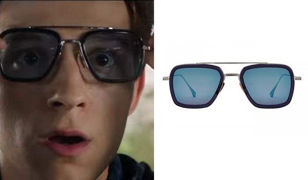 Peter Parker Sunglasses in Spiderman: Far From Home