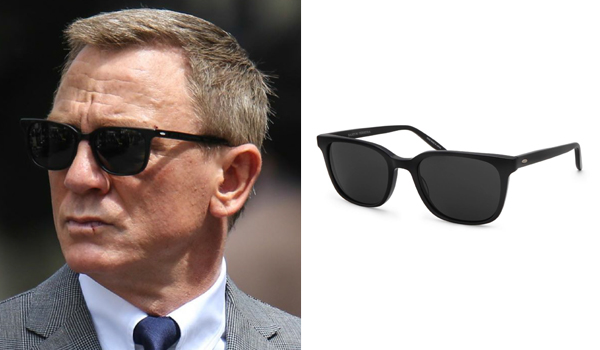 James Bond sunglasses in Bond 25