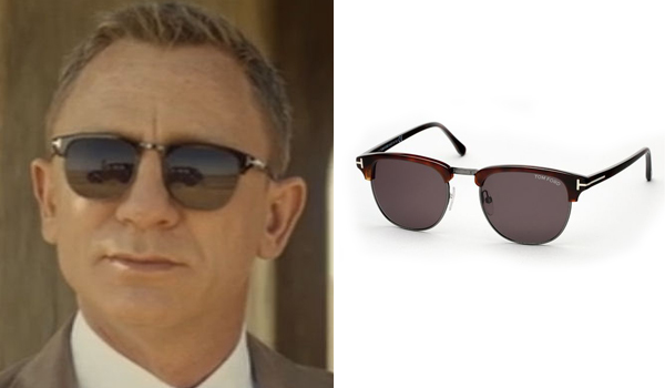 James Bond Sunglasses Spectre in Marocco