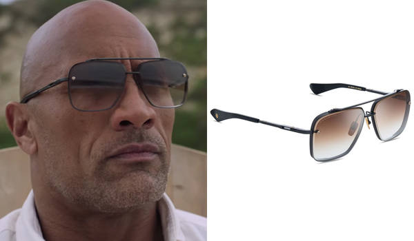 Dwayne Johnson Sunglasses In Ballers Season 5