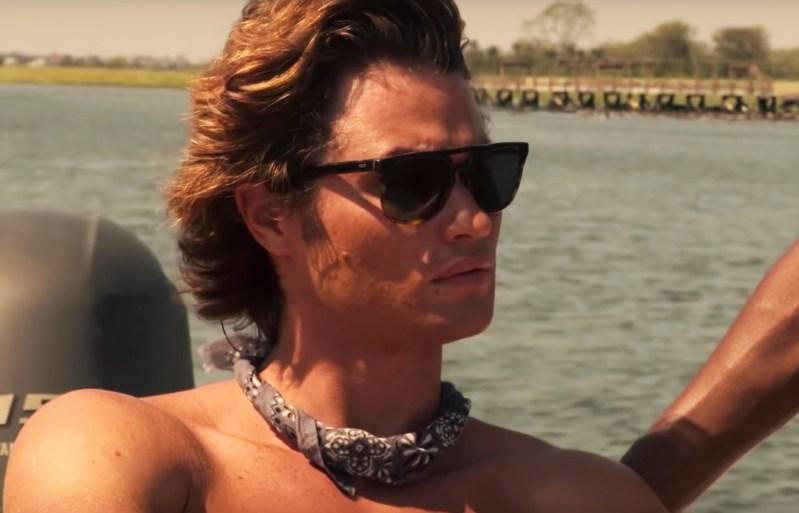 John B sunglasses Outer Banks