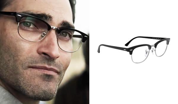 Clark Kent (Tyler Hoechlin) glasses in Superman & Lois
