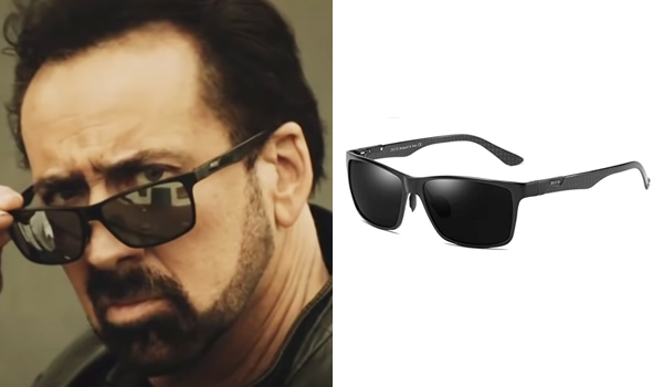 The Janitor (Nicolas Cage) Sunglasses in Willy's Wonderland