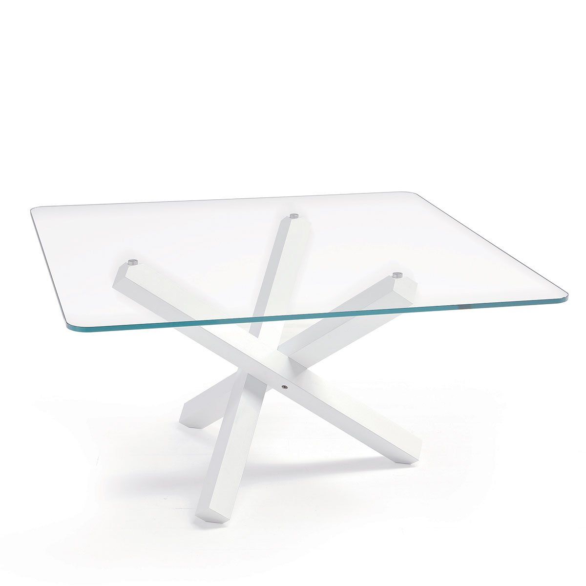 aikido glass dining table. sovet italia aikido dining table  klarity glass furniture