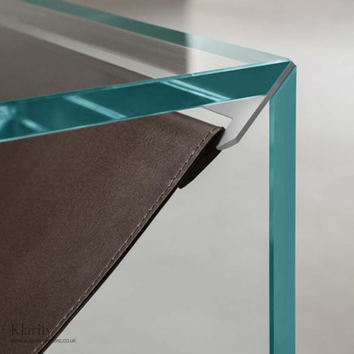 Amaco tonelli Glass Table