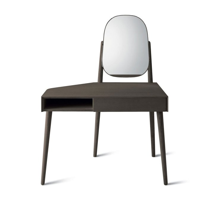 Grace Vanity Table with Mirror by Gallotti & Radice