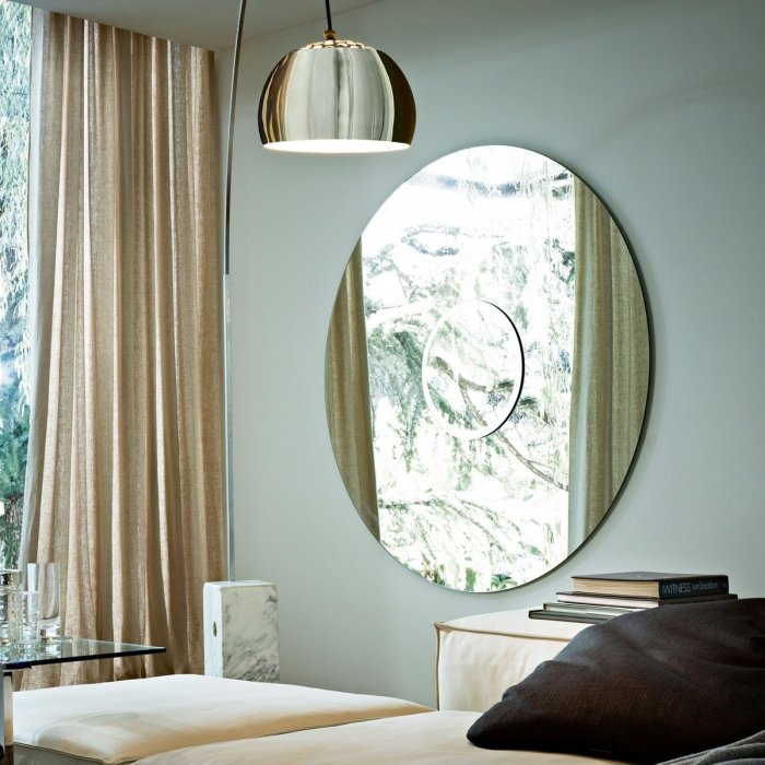 Sole Mirror by Gallotti & Radice