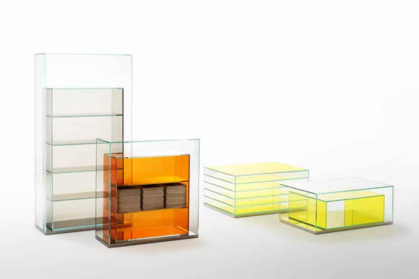box in box by starck for glas italia collection