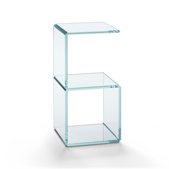 digit 6 glass storage tonelli