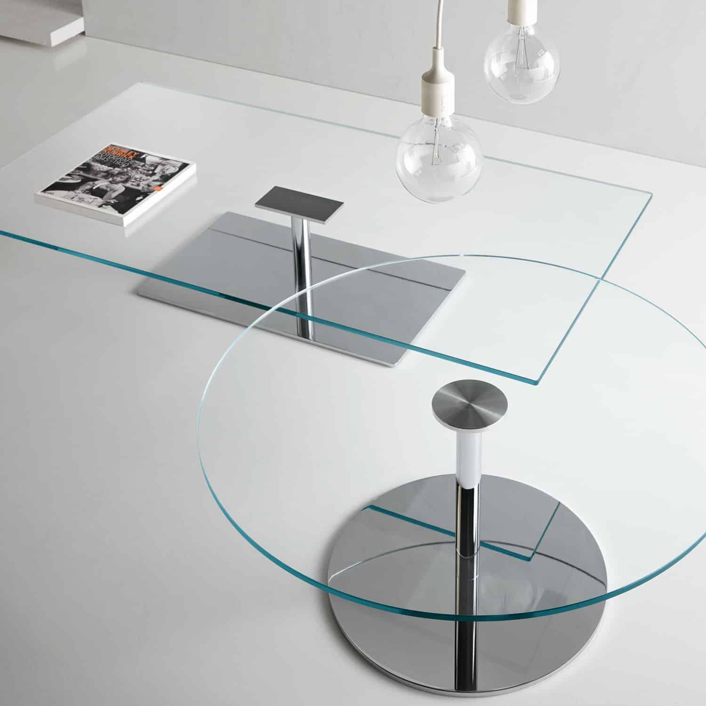 Tonelli Farniente Coffee Table - Klarity Glass Furniture