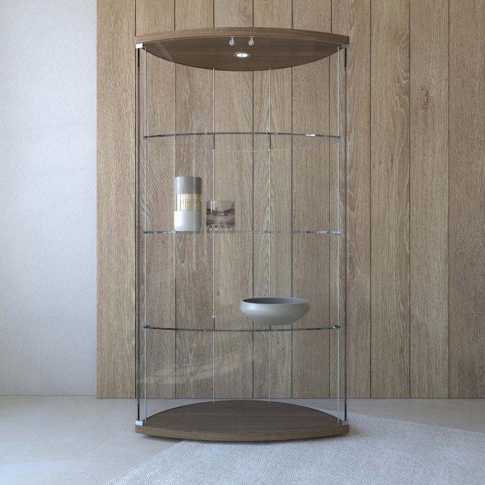 Arco modern display unit