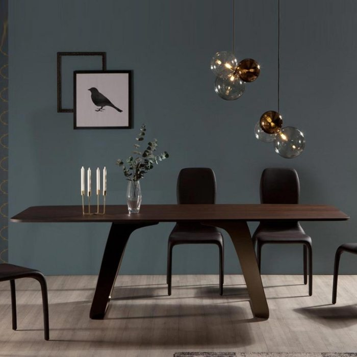 Brent dining table tonic casa