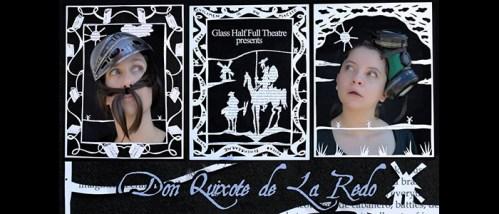Don Quixote de La Redo - February 9 - 26, Mexican American Cultural Center