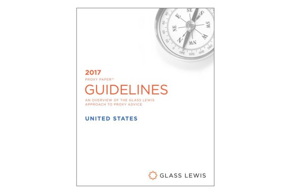 2017 Proxy Season Guidelines Now Available - Glass Lewis