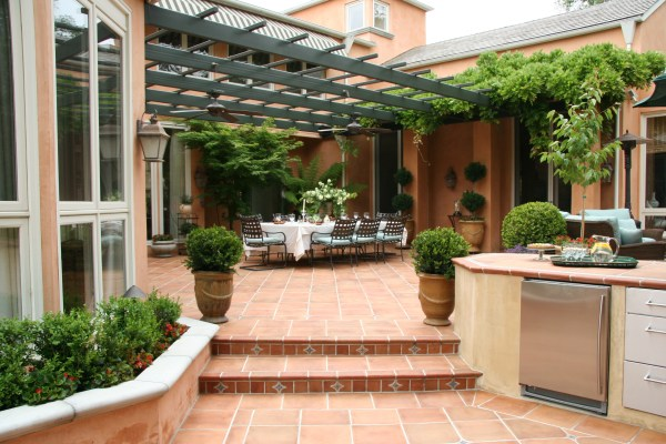 spanish style homes with garden Find Your Garden Style | The Bare Root