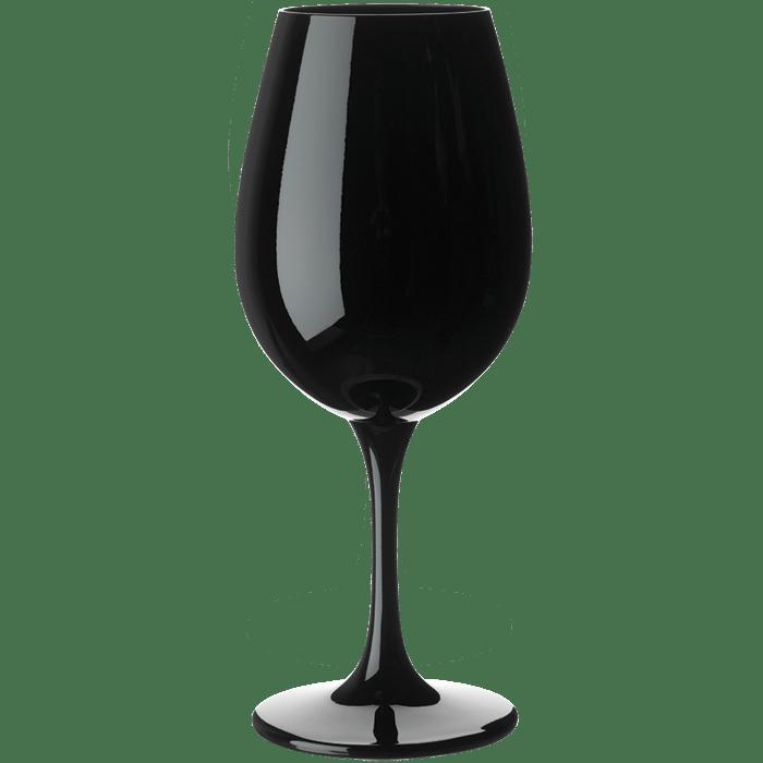 verre a pied polyvalent sensus 29 9cl noir