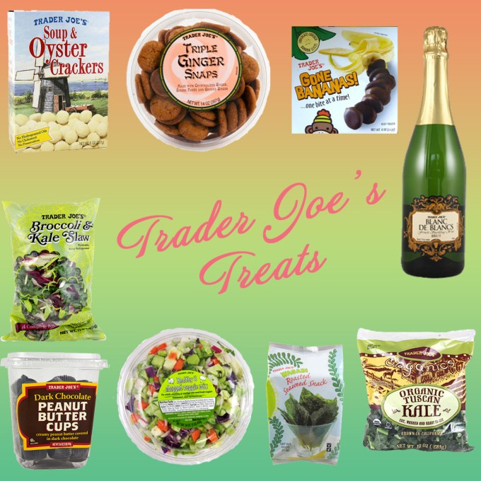 my favorite Trader Joe's food