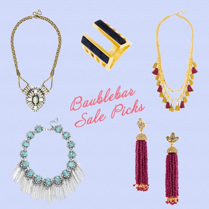 baublebar sale picks
