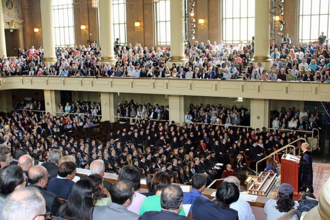 Yale Graduation | Glass of Glam