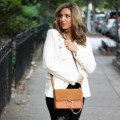 White Blazer and Zaful Accessories