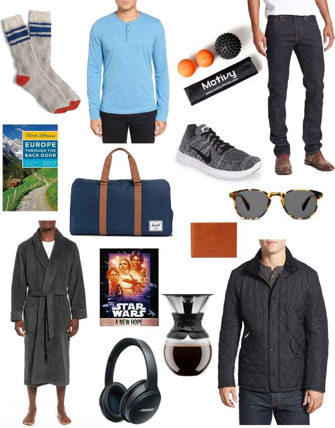 Lifestyle blogger Roxanne Birnbaum of Glass of Glam's Valentine's Day Gift Guide for your Man
