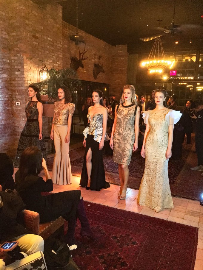 Lifestyle Blogger Roxanne Birnbaum of Glass of Glam's NYFW 17 recap