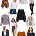 Glass of Glam's must have sweaters for fall