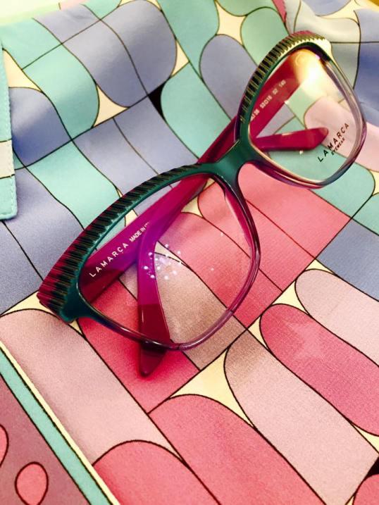 Occhiali La Marca - Ottica DIECIDECIMI® - Glass Stylist