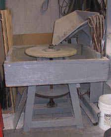 Steel Wheel Polisher