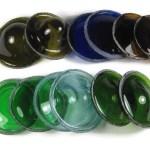 Precut Bottle Glass