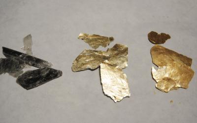 Preparing Mica Minerals for Fusing