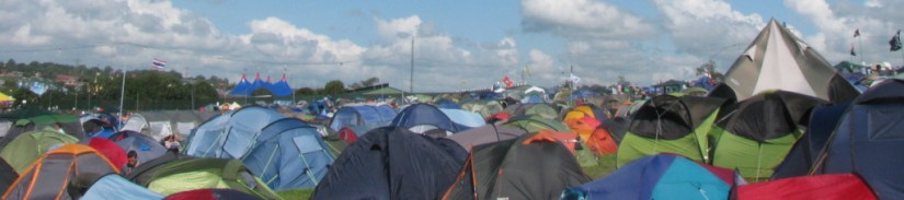 Glastocast - (unofficial) Glastonbury Festival Podcast - What to Pack for Glastonbury Festival - Miguel's list