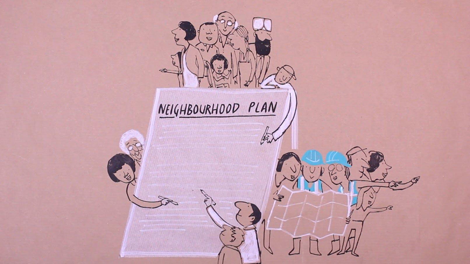 Neighbourhood Plan Consultation Begins!