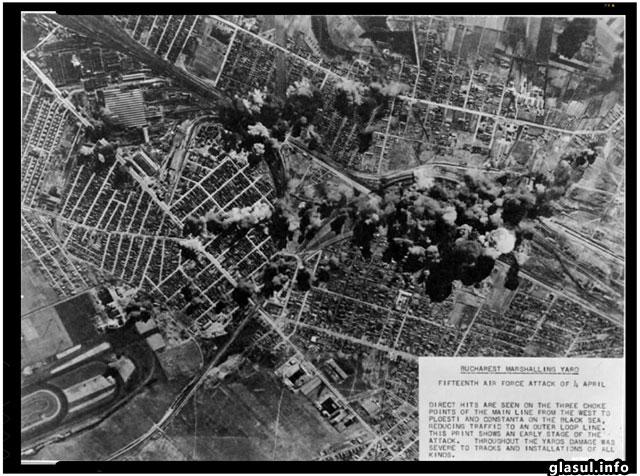 Bombardarea triajului Gării de Nord (aprilie 1944)