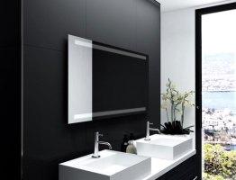 Badspiegel Marseille mit LED Beleuchtung für Ihr Bad ...