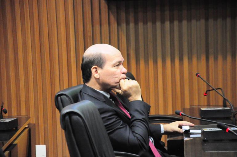 Júnior Grafith pediu habeas corpus (Foto: Wellington Rocha)