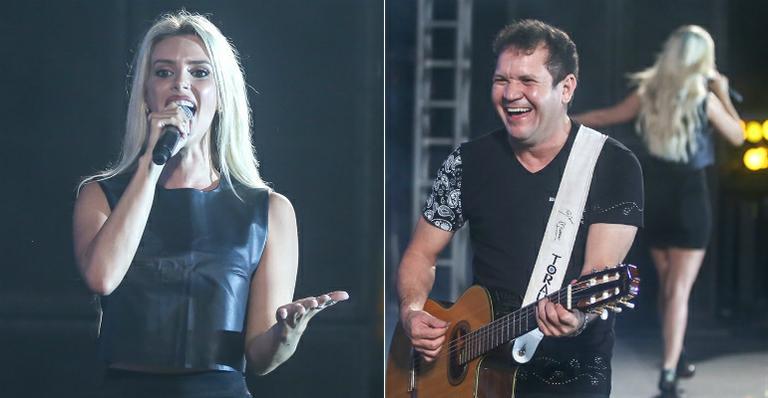 Ximbinha e Thábata já gravaram o primeiro disco juntos no início de novembro, no Recife