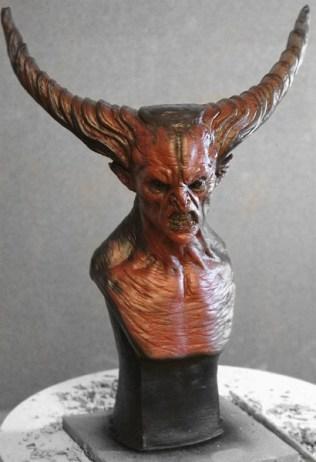 Devil - inspired by Alex Oliver