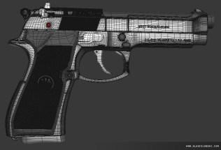 Beretta Modelling practice