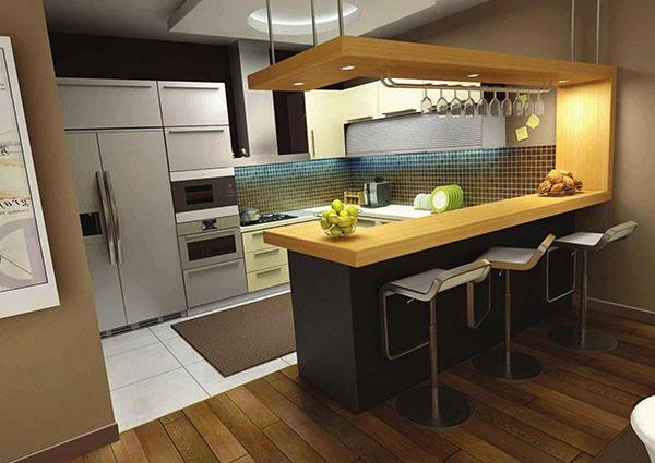 Барные стойки для кухни своими руками – Барная стойка ...
