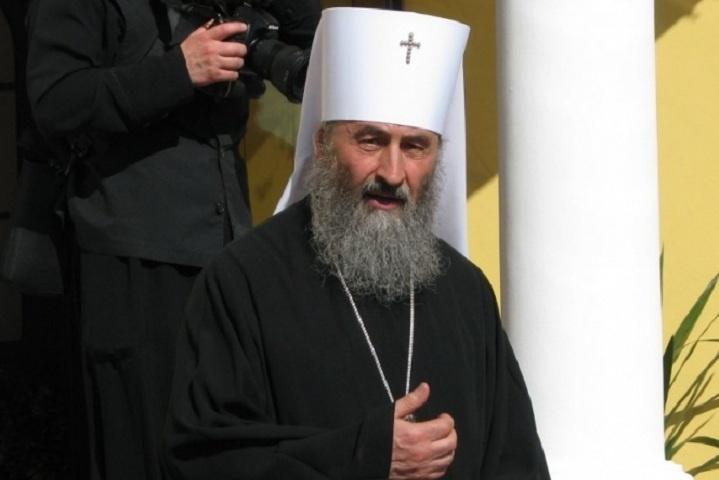 Глава УПЦ МП митрополит Онуфрій